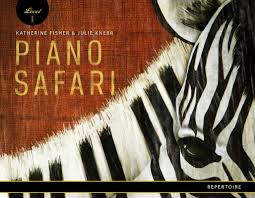 Piano methods Piano safari