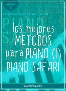 Métodos para piano