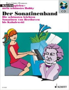 sonatinas piano
