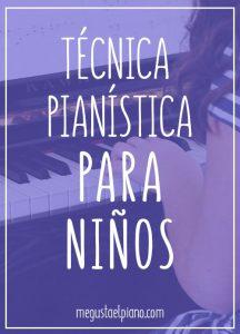 Técnica de piano