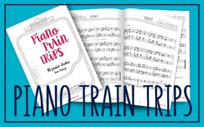 Piano Etudes: Piano Train Trips