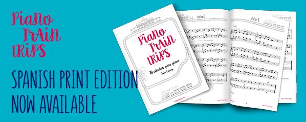piano train trips book