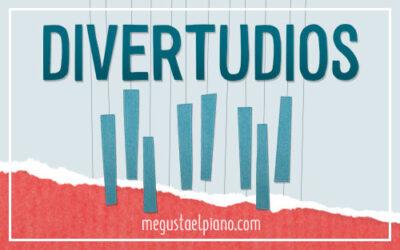 Divertudios - estudios para piano