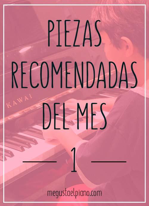 Piezas para piano
