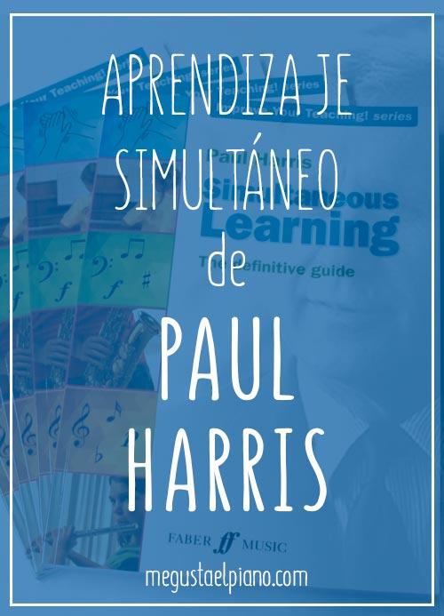 Pual Harris aprendizaje simultáneo