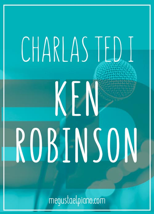 ted talks ken robinson