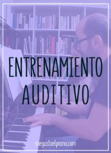 Entrenamiento auditivo
