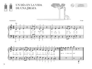 Piano Safari