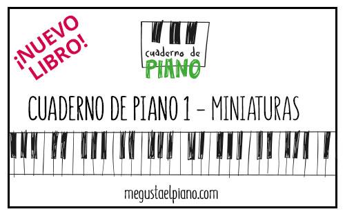 Cuaderno de piano 1