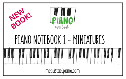 Piano Notebook 1