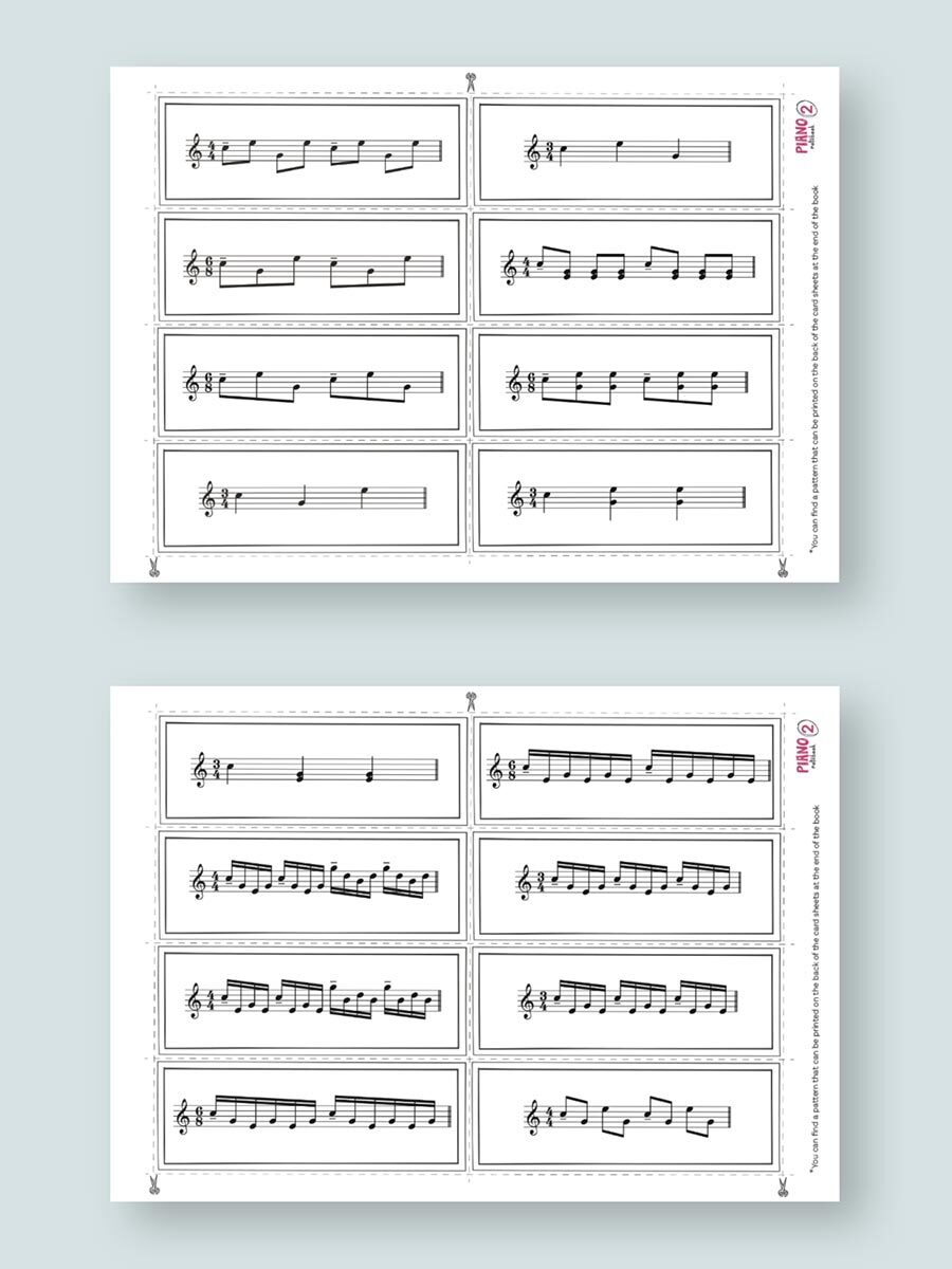 Piano Notebook 2
