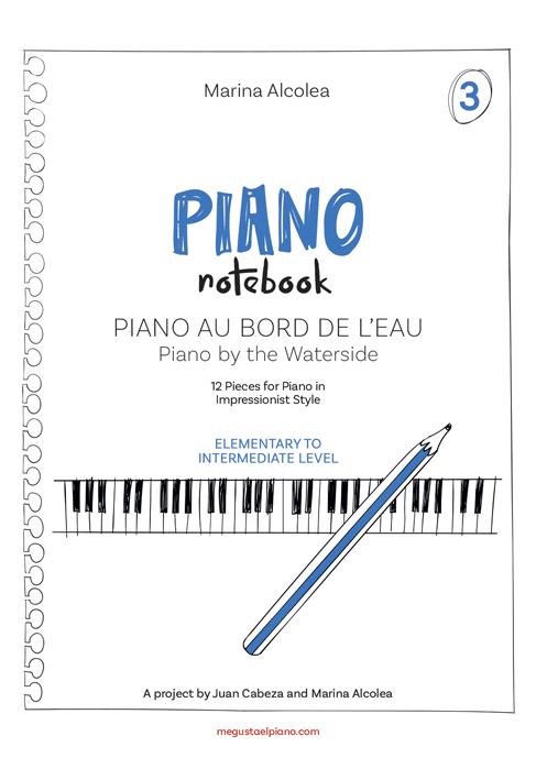 Piano Notebook. Juan Cabeza