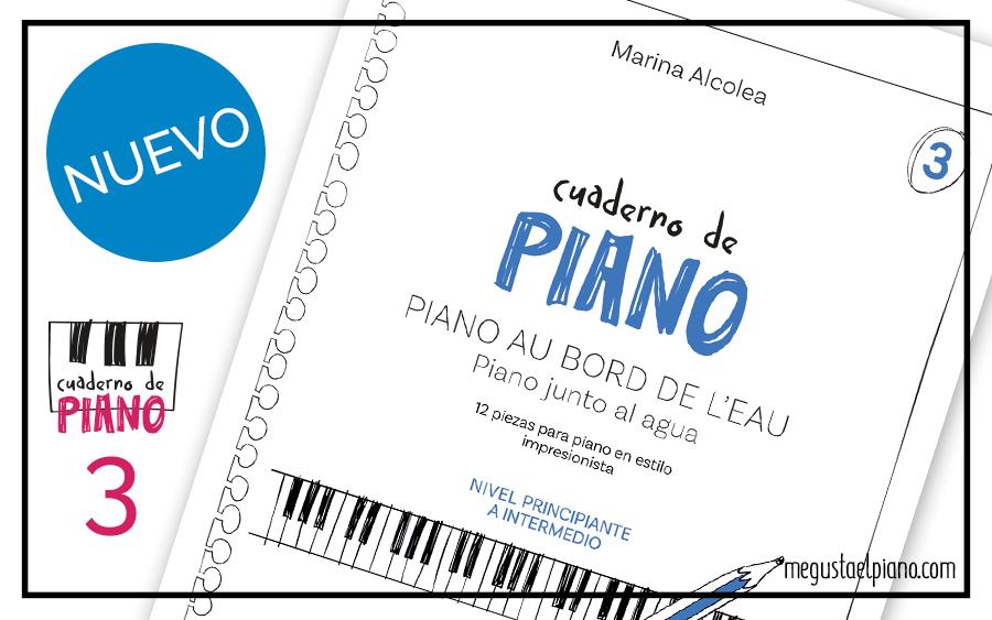 Cuaderno de Piano 3