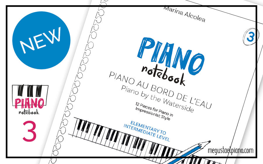 Piano notebook 3